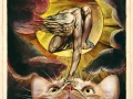 William Blake, The Ancient of days, true version / Уильям Блейк, Ветхий днями, подлинная версия