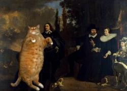 Bartholomeus van der Helst, Family Portrait / Бартоломеус ван дер Хелст, Представление новобрачной