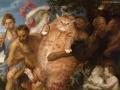 Anthony van Dyck, Drunken Silenus supported by Satyrs / Ван Дейк, Пьяный Силен, поддерживаемый сатирами