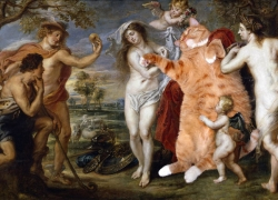 Rubens, The Judgement of Paris / Рубенс, Суд Париса