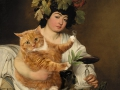 Caravaggio, Bacchus: Wine vs Catnip / Караваджо, Вакх: Вино или Валерьянка?
