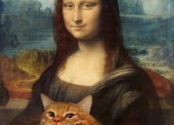 Leonardo da Vinci, Mona Lisa / Леонардо да Винчи, Мона Лиза