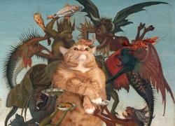 Michelangelo Buonarroti, The Temptation of the Fat Cat