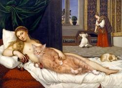 Tiziano, Venus of Urbino / Тициан, Венера Урбинская