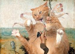"""Hieronymus Bosch, The Ship of Fools, true version / Иероним Босх, """"Корабль дураков"""", подлинная версия"""