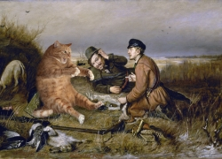 "Vassily Perov ""The Hunter's Rest"" / Василий Перов ""Охотники на привале"""