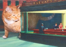 Nighthawks and Nightcats, Ready Meme 2014