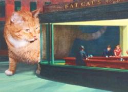 Nighthawks and Nightcats, Ready Meme 2014