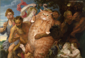 Anthony van Dyck, Drunken Silenus supported by Satyrs