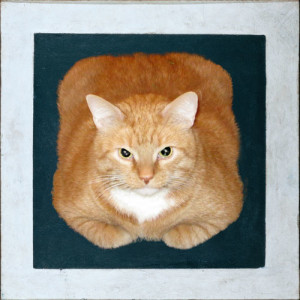 Kazimir Malevich, Black Square or Cat's Suprematism