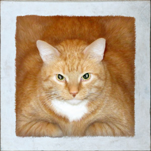 Kazimir Malevich, Red Square or Cat's Suprematism