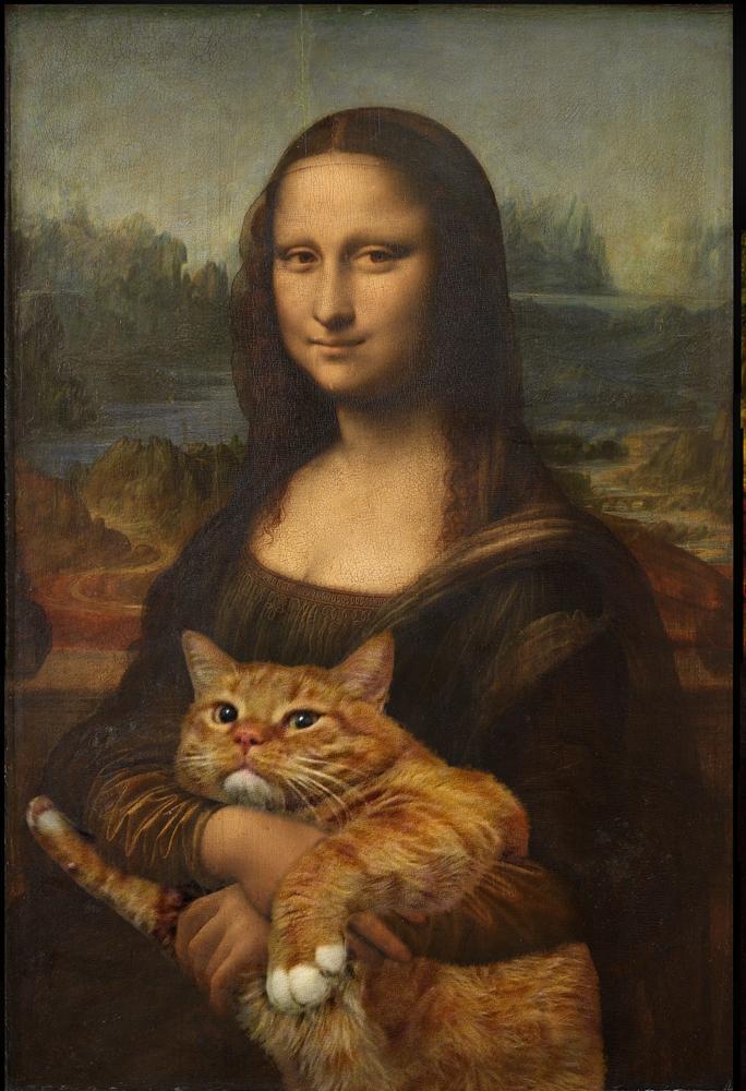 Leonardo da Vinci, Mona Lisa