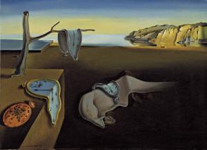 Dali Persistence of Memory