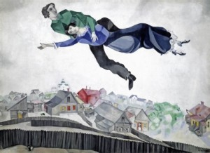 chagall-town