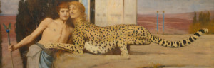 Khnopff-Caresses-museum