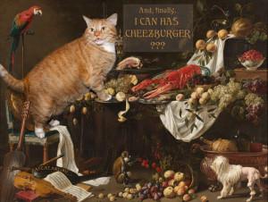 Адриан ван Утрехт, А можно мне чизбургер? 1644
