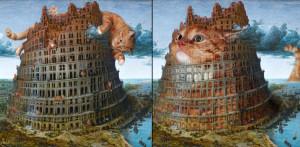 Bruegel-Tour-of-Babel-cat-min
