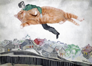 Chagall_-Over-the-town-cat-w2