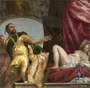 Veronese_-_Respect_-_cat-w