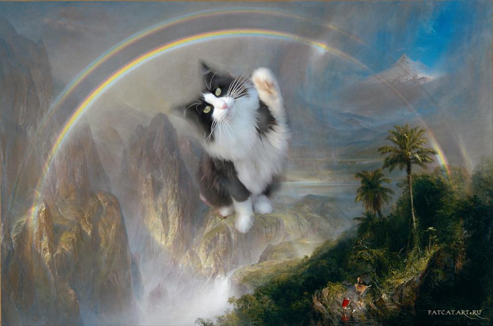 Frederic Edwin Church, Rainbow for Stan