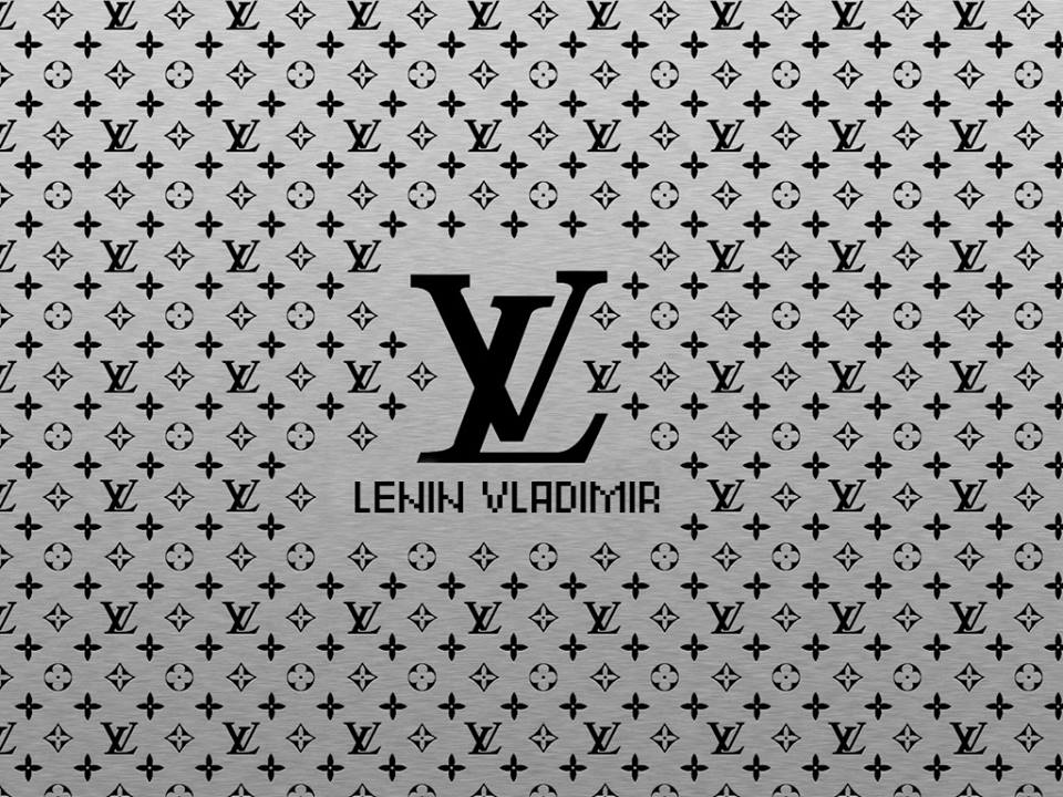 Ivan Tuzov for Louis Vuitton & Lenin Vladimir
