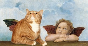 Raphael-Sistine_Madonna_Group_of_Angels-cat-min
