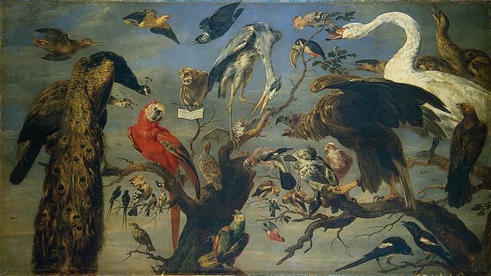 Франс Снейдерс, Птичий концерт
