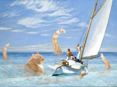 Edward Hopper, Ground Swell