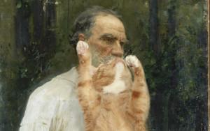 Ilya_Repin_-_Leo_Tolstoy_Barefoot_-miniature