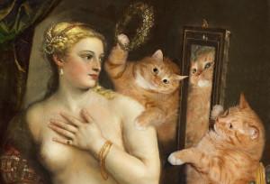 Titian-Venus-a-the-mirror-cat-1miniature