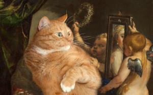 Titian-Venus-a-the-mirror-miniature