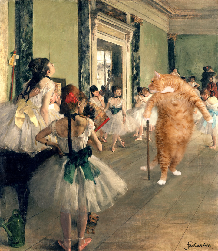 Edgar_Degas_-_The_Ballet_Class_-cat