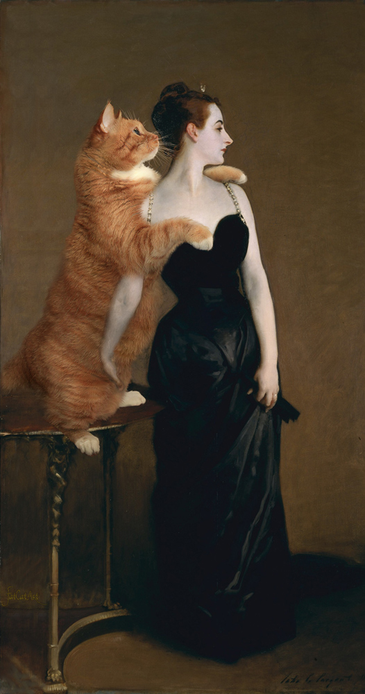 John Singer Sargent, Madame X and Monsieur Z
