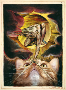 William Blake, The Ancient ays, true version