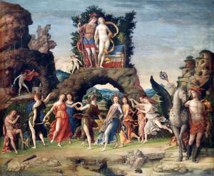 Andrea Mantegna, Parnassus