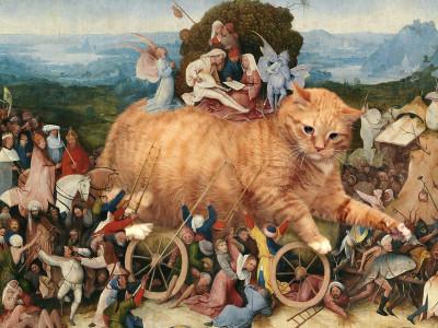 Hieronymus Bosch \u2014 FatCatArt , Great Artists\u0027 Mews
