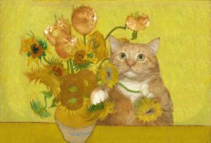 Van_gogh_Sunflowers_cat-min