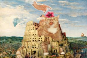 Bruegel_the_Elder-The_Tower_of_Babel-cat-petunia-min