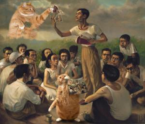 "Chua Mia Tee ""Epic Poem of the Cat in Malaya"""