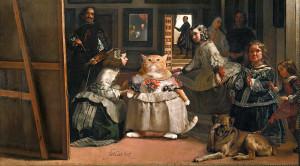 Velazquez-Meninas-museum-cat-min