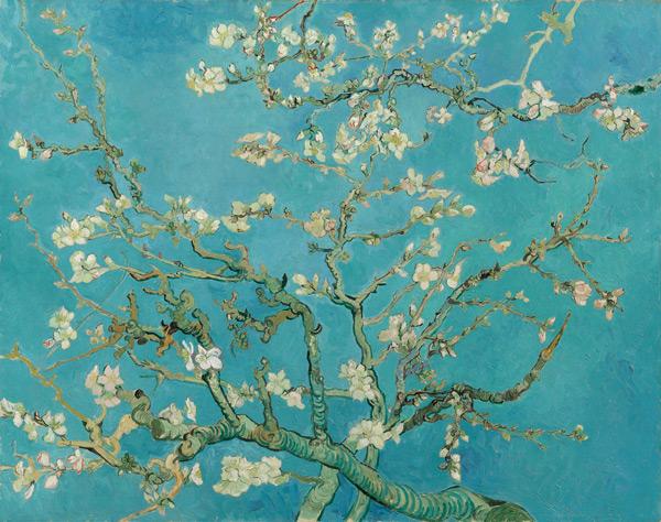 Винсент Ван Гог, Цветущий миндаль