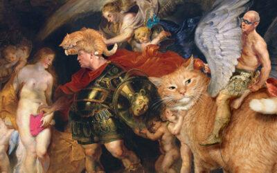 Peter Paul Rubens, Perseus and Catfefe