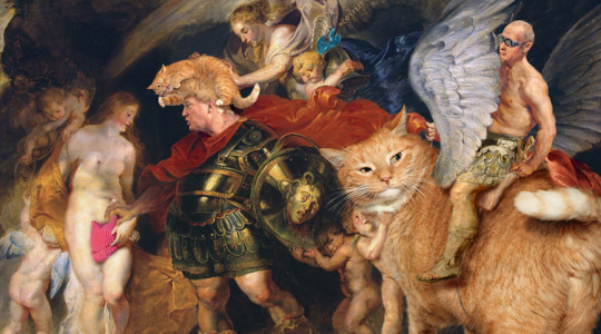 Peter Paul Rubens, Perseus and Catfefe