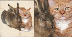 Durer-Hare-Cat-min