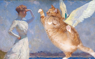 Fatcatart Great Artists Mews
