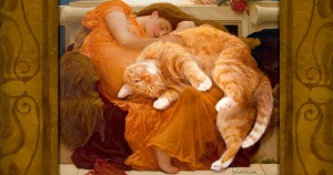Leighton_Flaming-June-cat-min