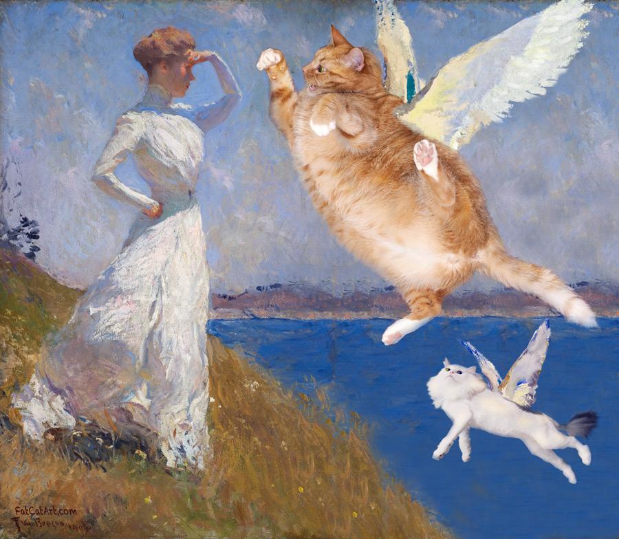 Sir Frederic Leighton, Flaming June, true version